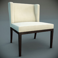 kinkou chair 3d model