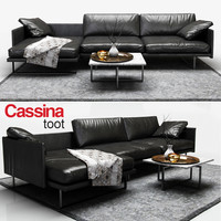 Sofa Cassina toot