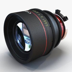 canon lens obj
