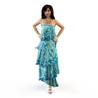 summer dress max