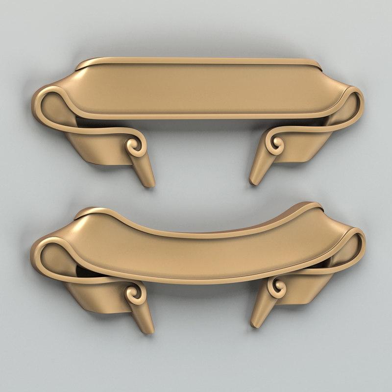max decorative ribbon