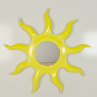 sun childrens mirror max