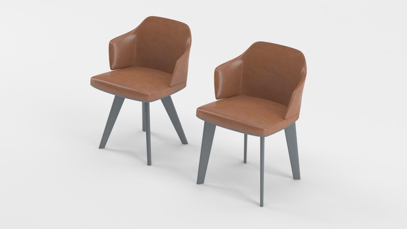 max chair modern internatinal