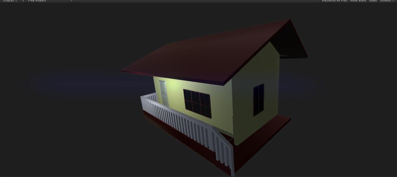 free fbx 3dsmax 3d model