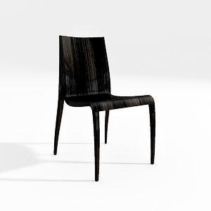 3d model horm ki chair