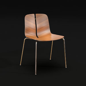 max lapalma link stackable chair