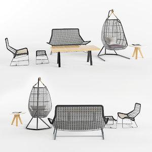 max garden furniture set