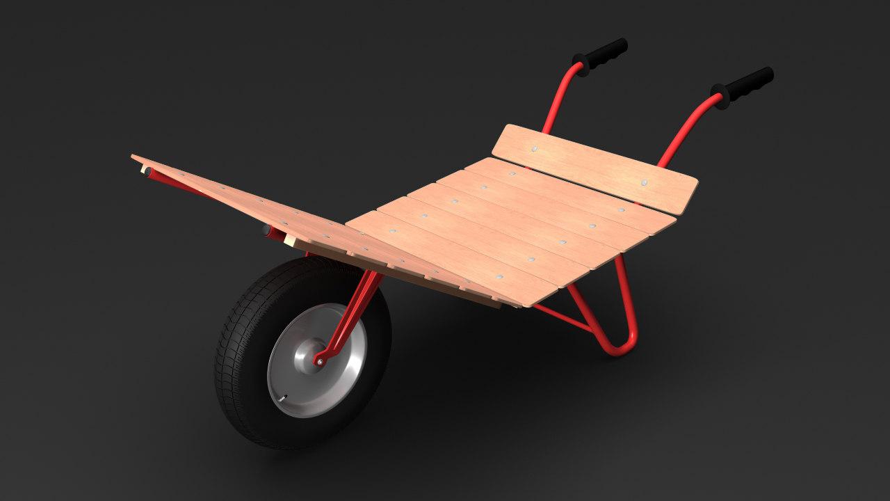 wheelbarrow barrow max