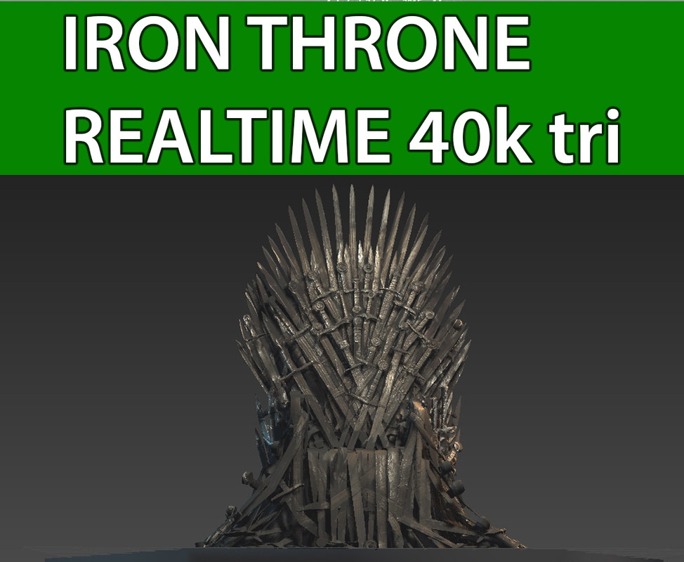 max iron throne