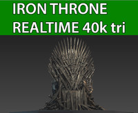 max iron throne