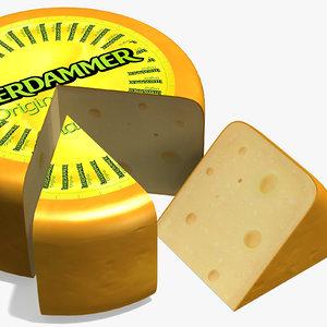 dutch cheese obj