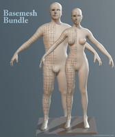 Basemesh Bundle