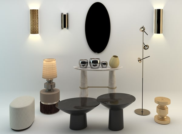 furniture set dwg
