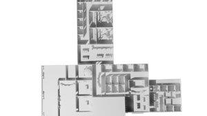 3d hospital medical model