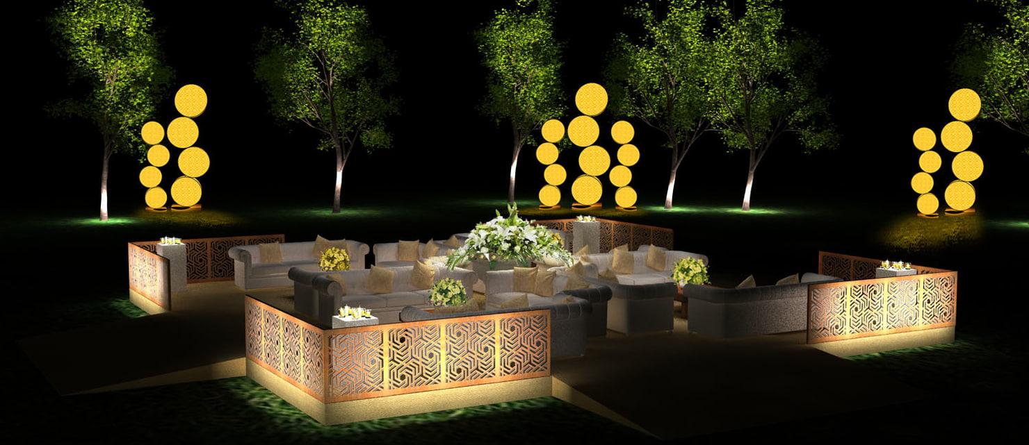 wedding lounge max