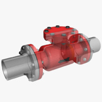 3d non-return valve 1