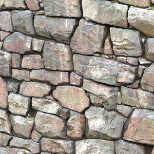 3d stones 16 model