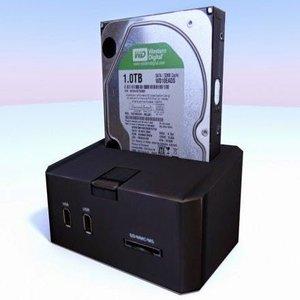 external hard drive 3d 3ds