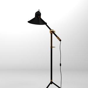 3d lamp patt dutchbone