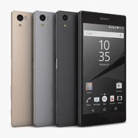 Sony Xperia Z5 Premium All Color