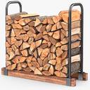 firewood 3D models