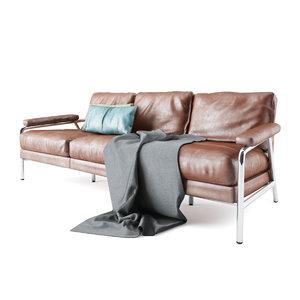 sofa carpe diem 3d max