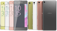 Sony Xperia XA All Colors