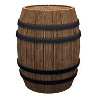 3d barrel lightwave