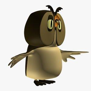 owl cartoon winnie max