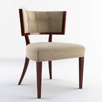 3d bolier rosenau chair