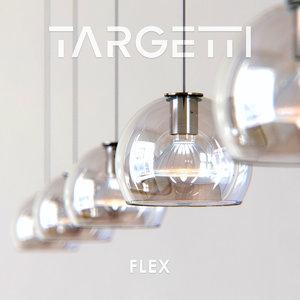 targetti flex 3d model