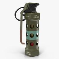 Grenade M-84