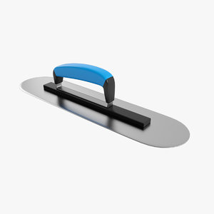 3ds pool finishing trowel