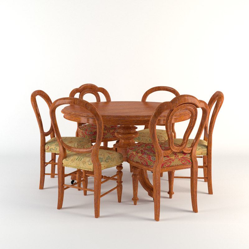 max antique table