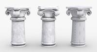 Antique column (free model)