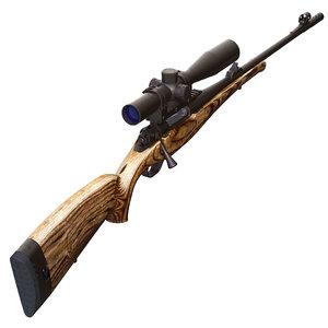 hunter rifle hunting max