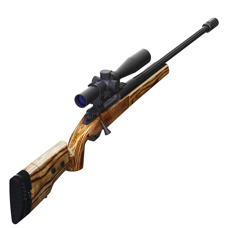 max rifle