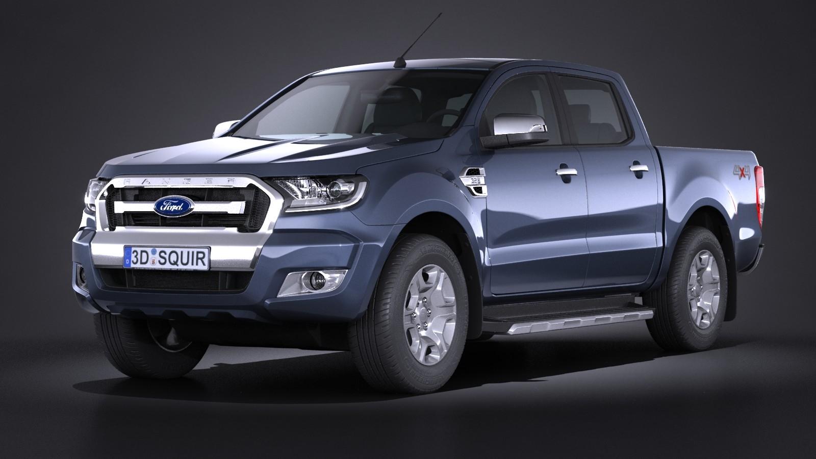 Ford Ranger 2017 >> Ford Ranger 2017
