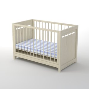 crib 3d x