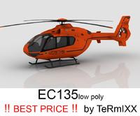 heli ec-135 3ds