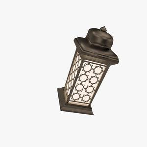 islamic light 3ds