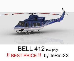 bell 412 czech police x