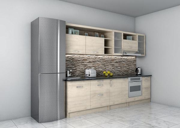 Kitchen SketchUp Models for Download | TurboSquid