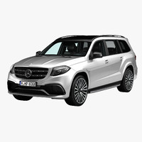 2017 Mercedes-AMG GLS 63