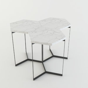 hexagon table max