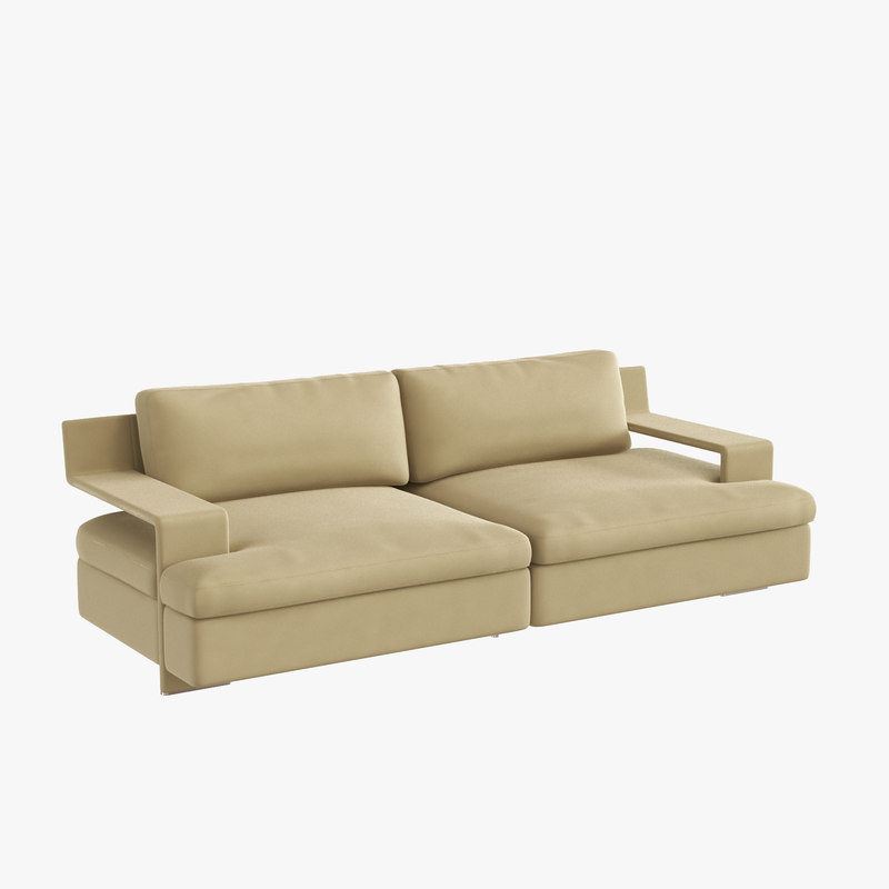 max nube italia diva sectional sofa