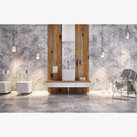 Corona Bathroom Scene Pack - 1