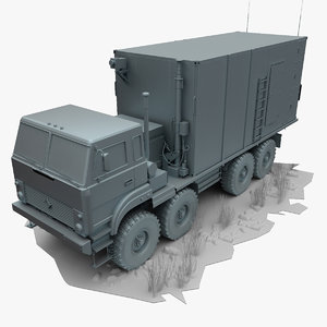 3d s-400 triumf 55k6e model