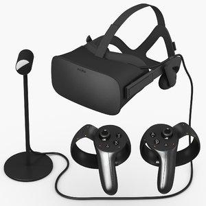 video oculus rift max