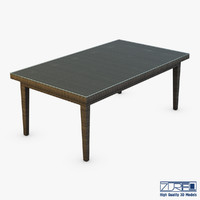 max rexus dining table brown